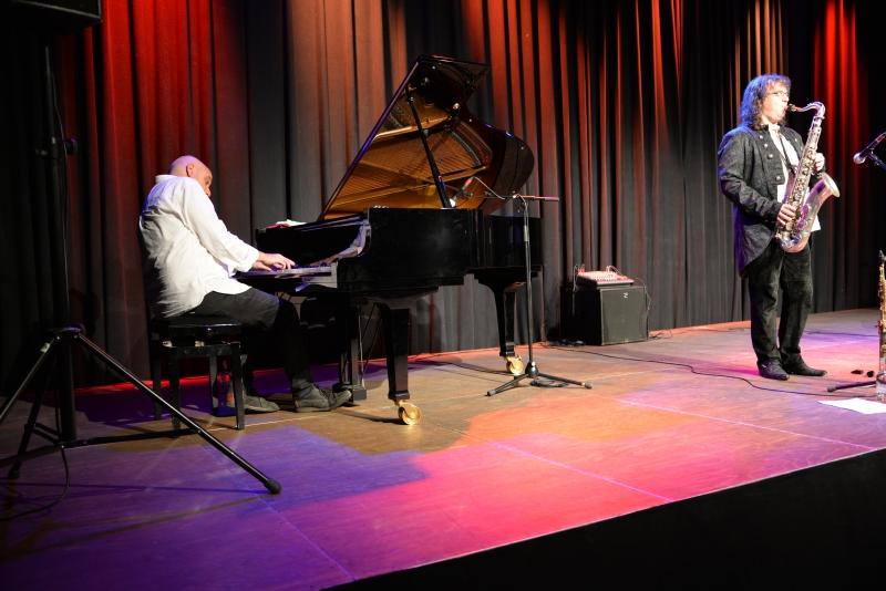 Lutz Fußangel und Arik Strauss