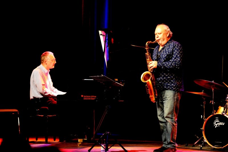 Andreas-Hertel-Trio & Tony Lakatos