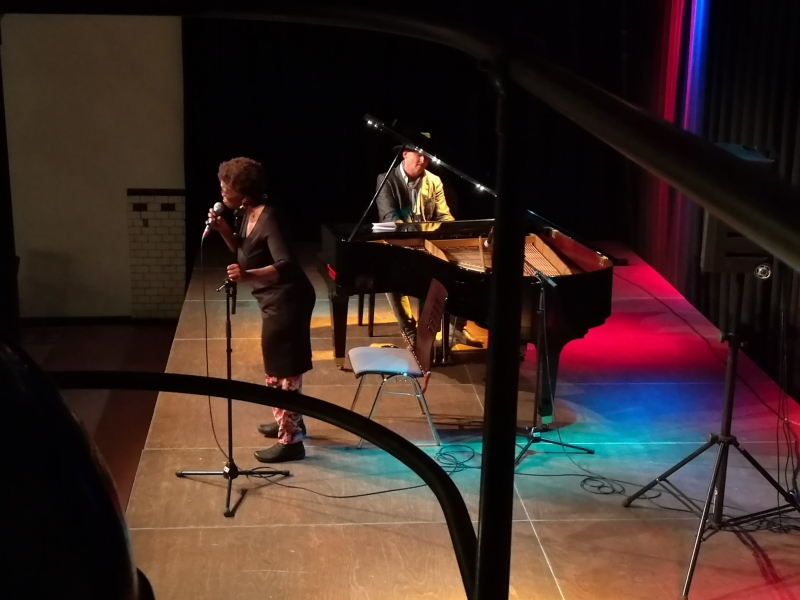 Brenda Boykin und Jan Luley