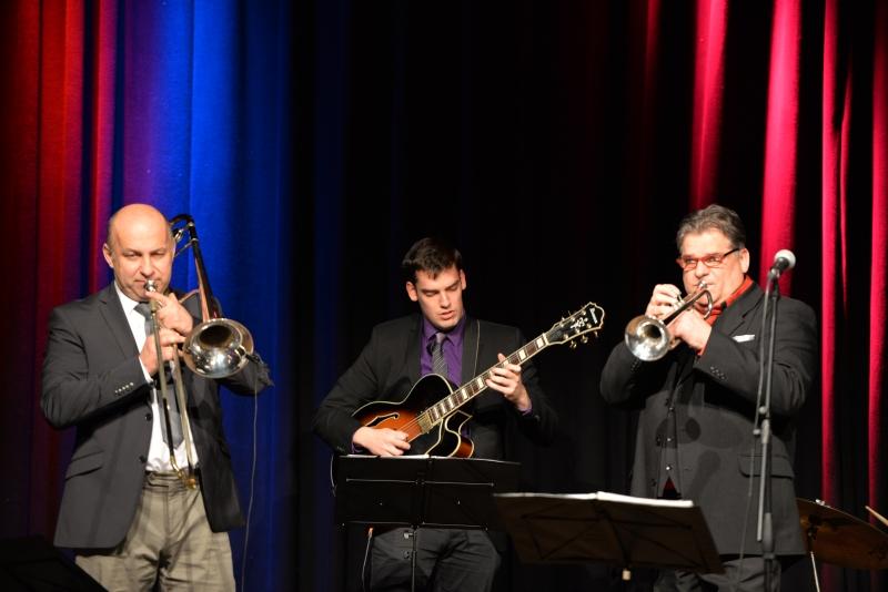 Jazz Steps Band - Budapest Swing