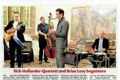 The Rick Hollander Quartet