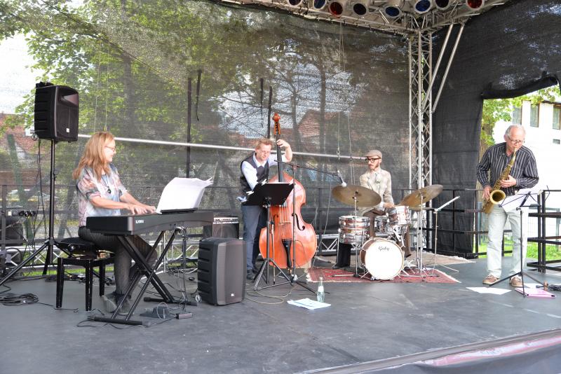 Sven Krug Quartett