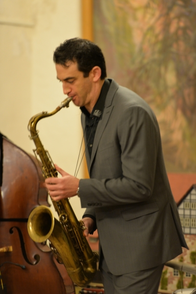 The Rick Hollander Quartet feat. Brian Levy